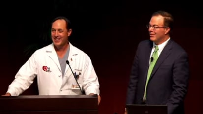 Grand Rounds - Current Treatment Strategies for Atrial Fibrillation {Sept 2013}