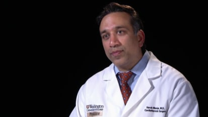 Hersh Maniar, MD, Cardiothoracic Surgeon