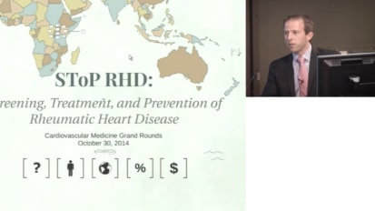 SToP RHD: Screening, Treatment, and Prevention of Rheumatic Heart Disease
