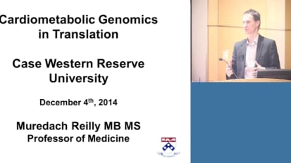 Cardiometabolic Genomics in Translation