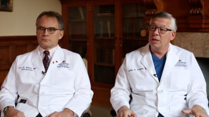 Transcatheter Aortic Valve Replacement (TAVR) Q&A