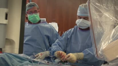 TCAI: 1st Facility in TX to implant the WATCHMAN Left Atrial Appendage Closure Device