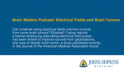 Electrical Fields and Brain Tumors