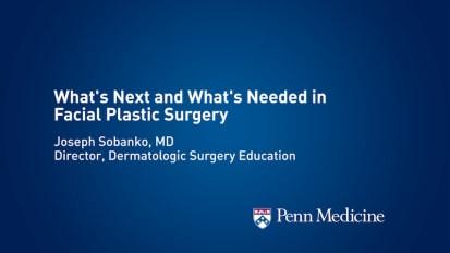 Plastic and Reconstructive Microsurgery at Penn Medicine