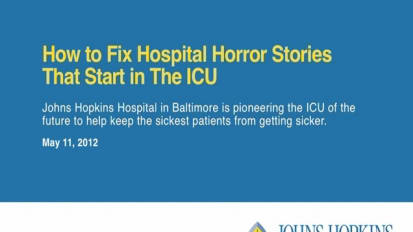 How To Fix Hospital Horror Stories That Start In The ICU