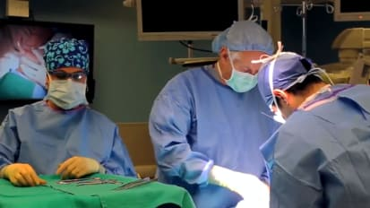 Inside Look at Florida Hospital's Institute for Surgical Advancement