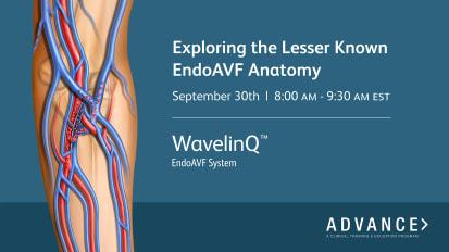 Advance EndoAVF Anatomy