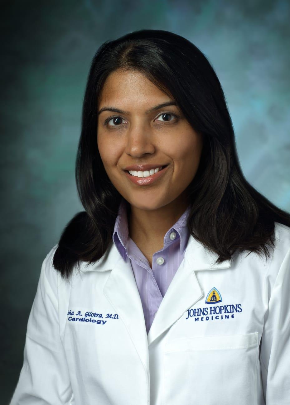 Clinic Director Nisha Gilotra