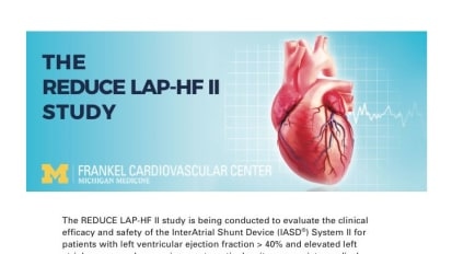 The REDUCE LAP-HF II Study