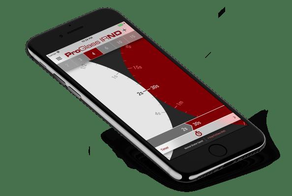 LEE Filters ProGlass IRND Exposure Guide App