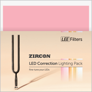 LEE Filters Zircon LED Correction Lighting Pack