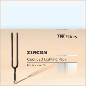 LEE Zircon - Longer life filters for LED