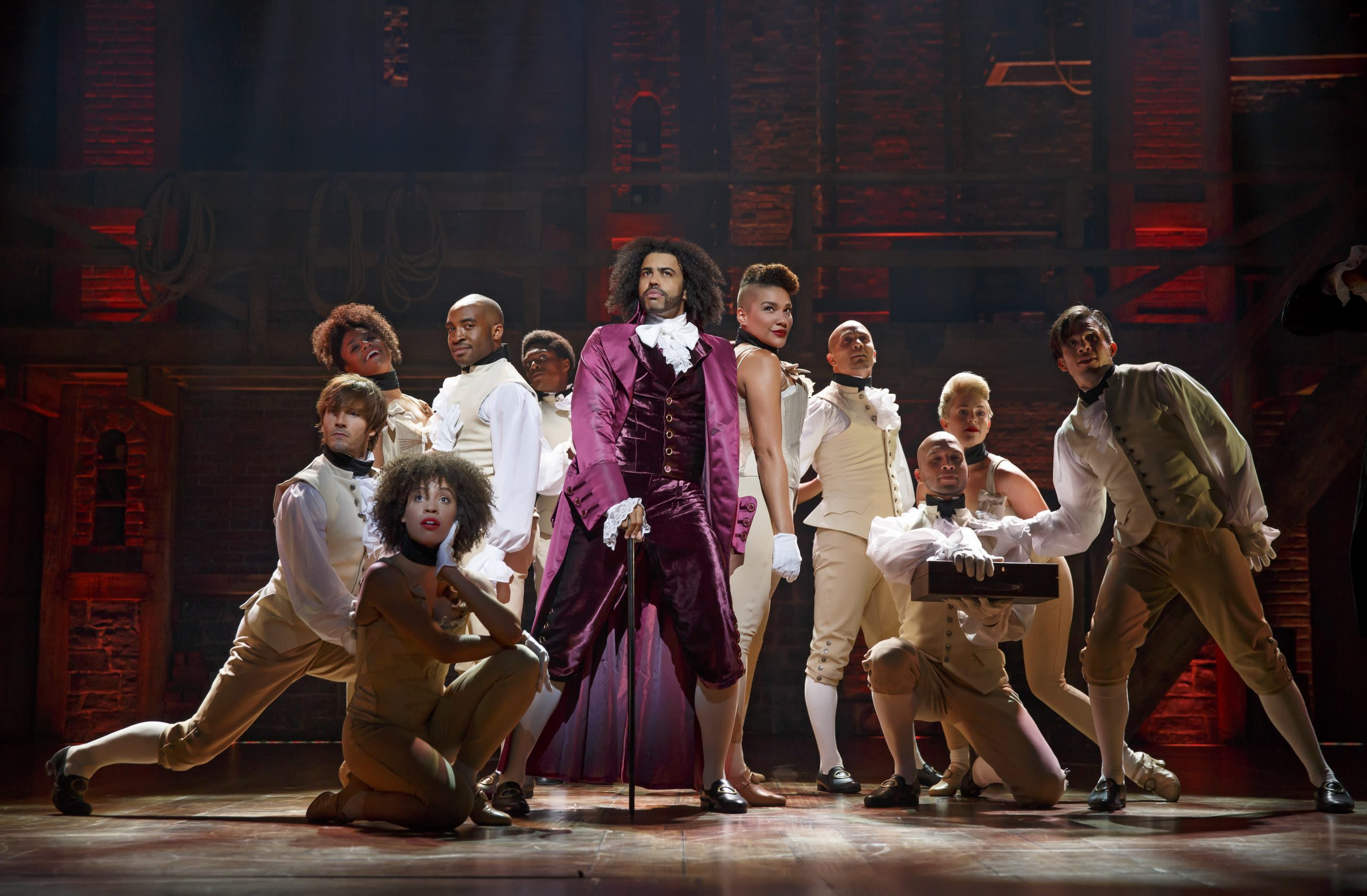 Hamilton' movie to premiere on Disney Plus in July | Broadway News