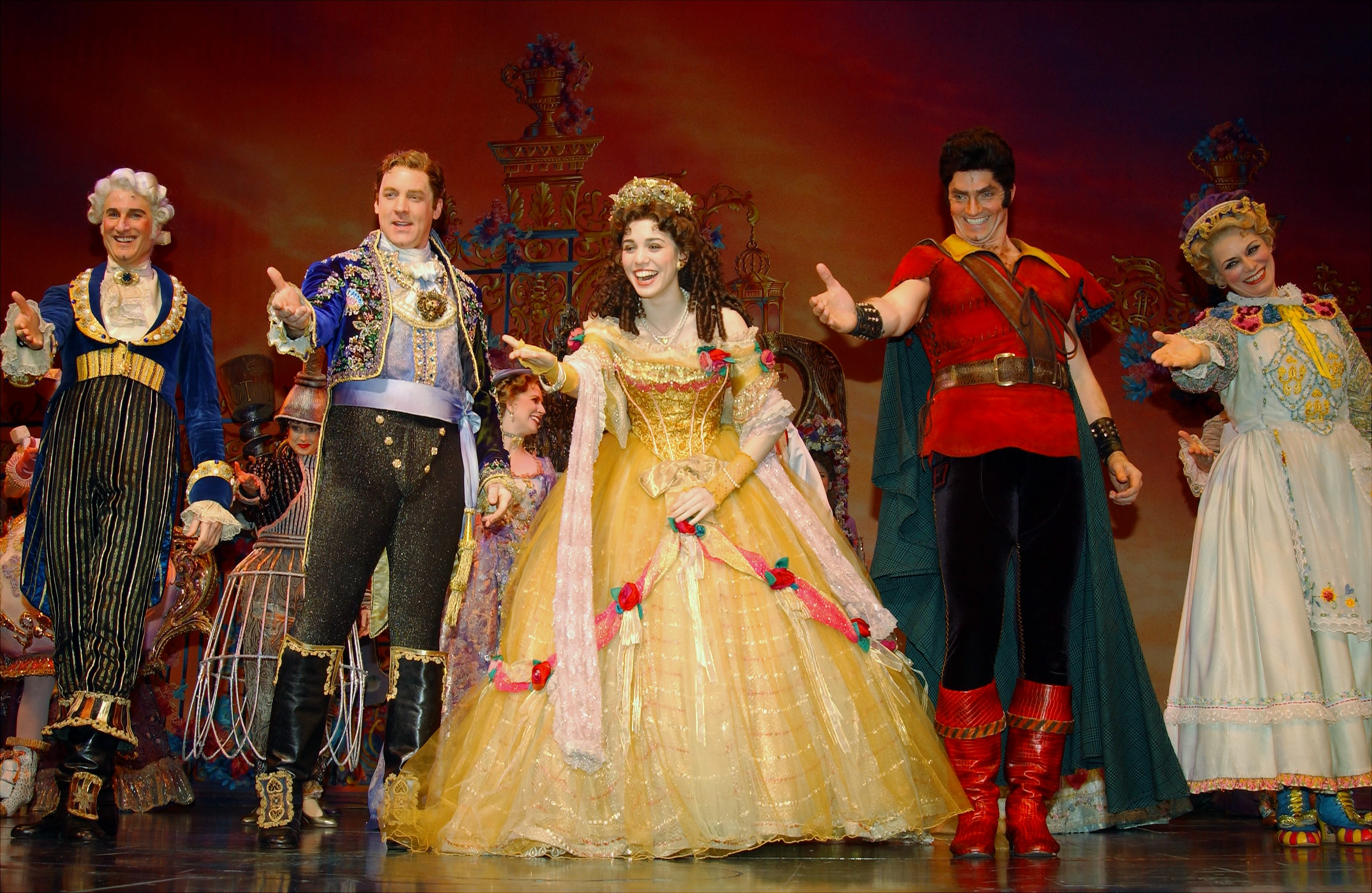 Beauty And The Beast Revival Planned For An International Production Broadway News