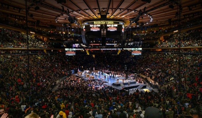 To Kill a Mockingbird' plays Madison Square Garden | Broadway News