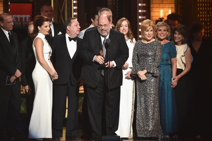 Spotco Sues Producer Scott Rudin For 6 3 Million In Invoices Broadway News