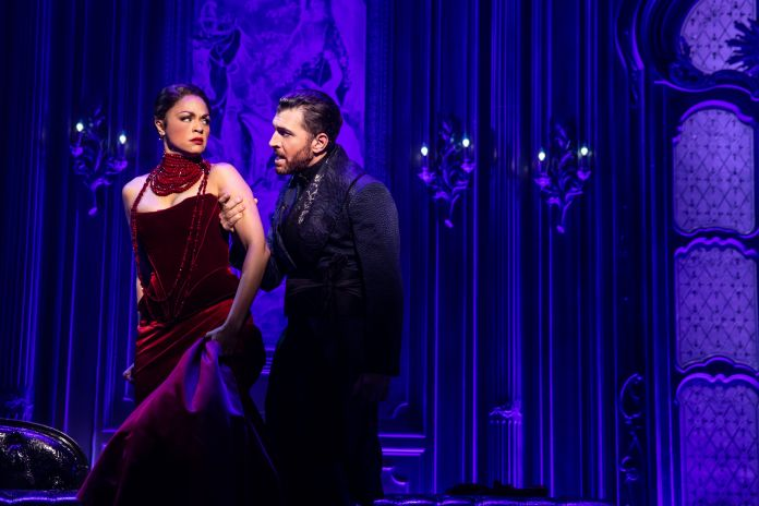 Karen Olivo says she will not return to Broadway's 'Moulin Rouge!' in wake of Rudin allegations | Broadway News