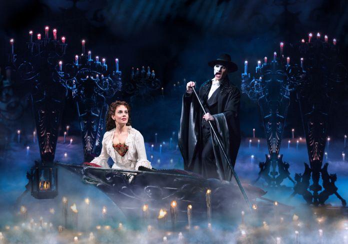 The Phantom of the Opera' announces Broadway return in October ...