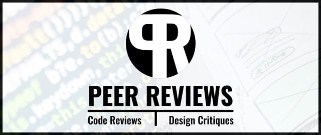 PeerReviews promo image