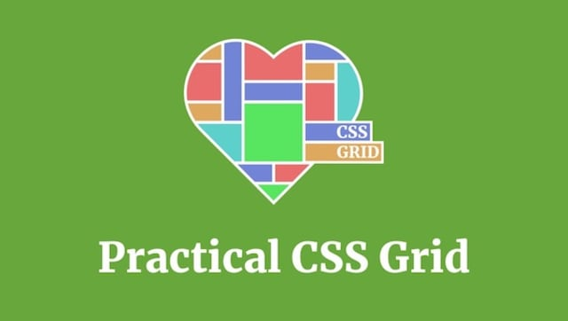 Promo Image for Practical CSS Grid - Learn about this revolution in Web design!