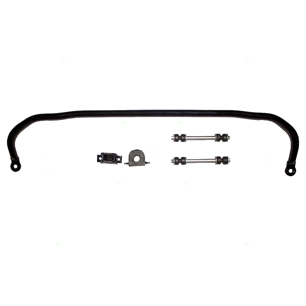 90 05 Chevrolet Astro Gmc Safari Front Sway Bar Kit With