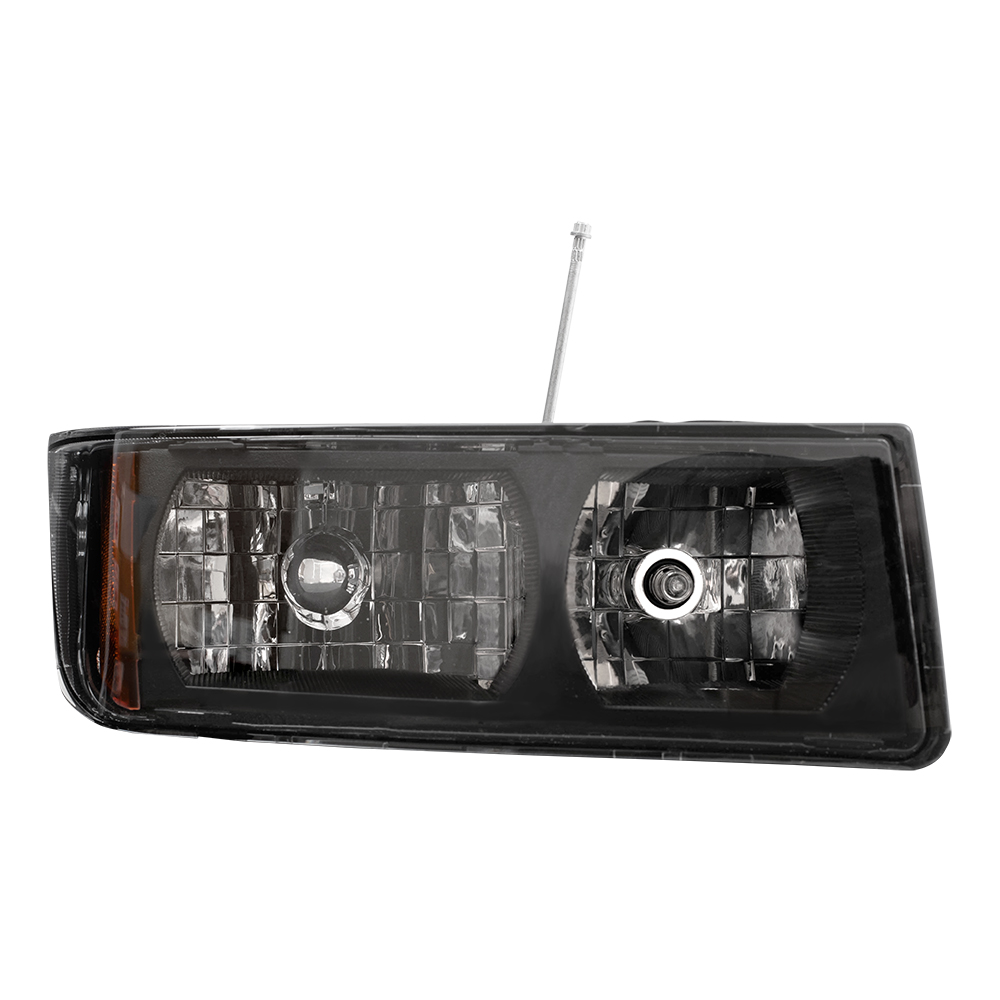 02 06 chevrolet avalanche pickup truck passengers headlight assembly. Black Bedroom Furniture Sets. Home Design Ideas