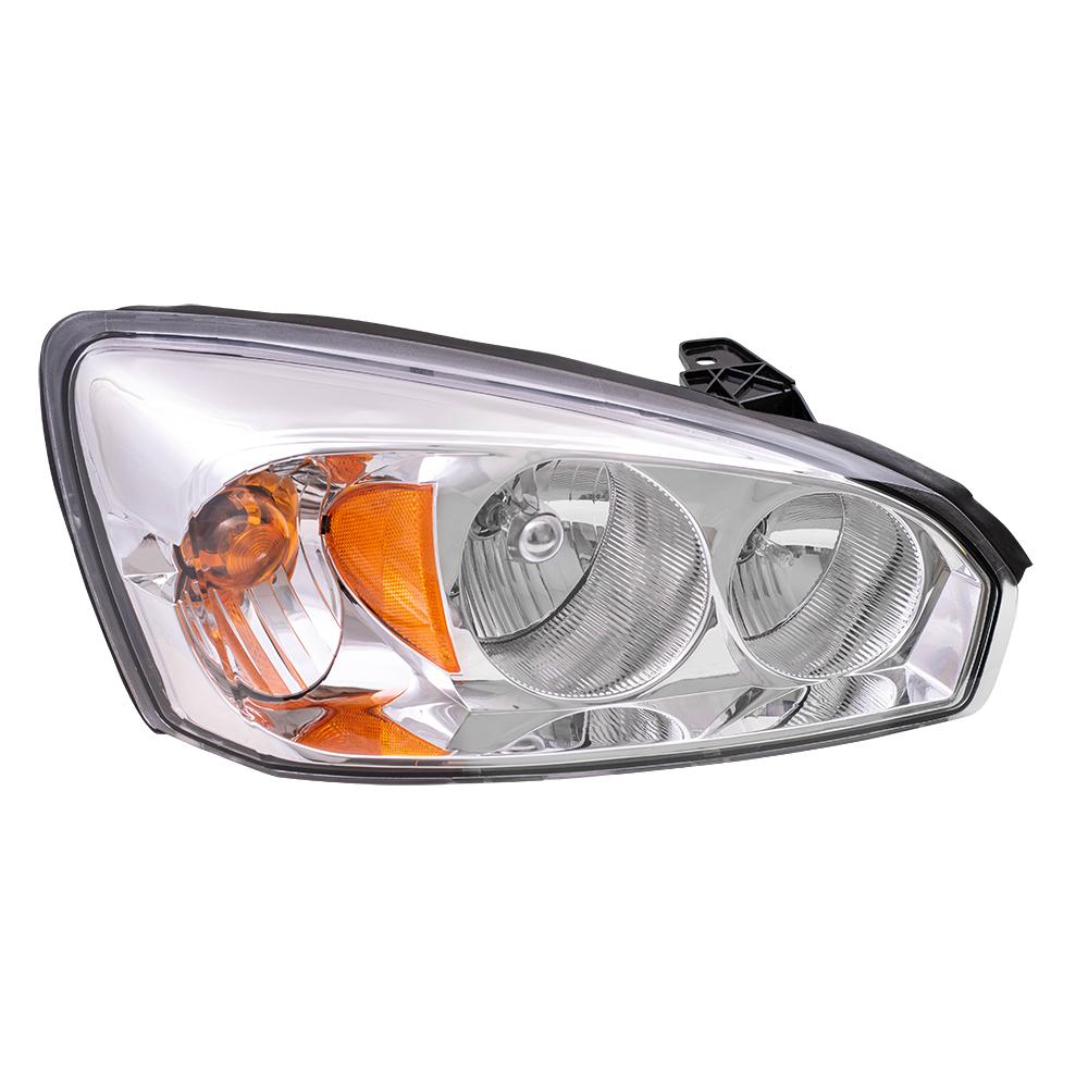 Malibu 2005 chevy malibu headlight bulb : AutoandArt.com - Chevy Malibu & Maxx & Classic New Passengers ...