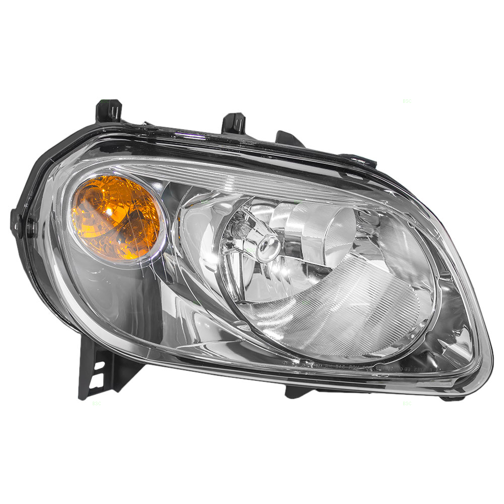 Autoandart Com 06 11 Chevrolet Hhr New Passengers Headlight