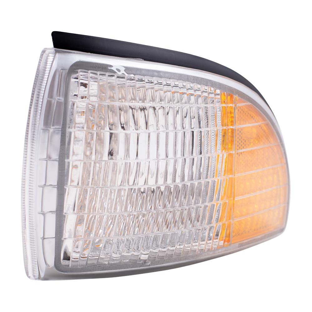 Brock Supply 91 96 Cv Caprice Side Marker Lamp Unit W Corner 94 Buick Roadmaster Wagon Picture Of Lh