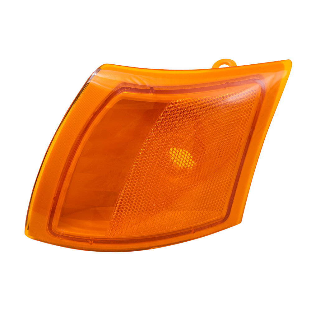 I-Match Auto Parts Left Driver Side Front Parking Signal Light Assembly Replacement for 2002-2005 Saturn Vue GM2550188 22700024