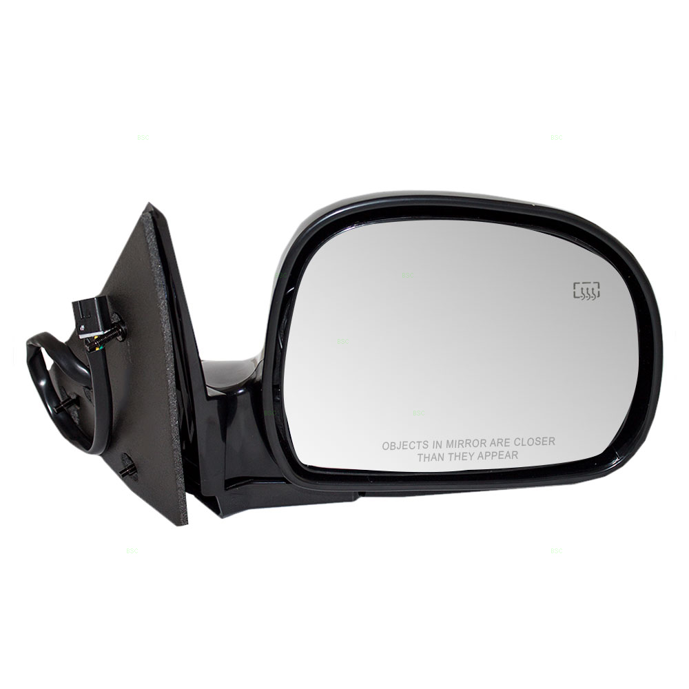 Brock Supply 98 Cv S10 Power Mirror Black W Heat Rh Blazer Chevy Picture Of