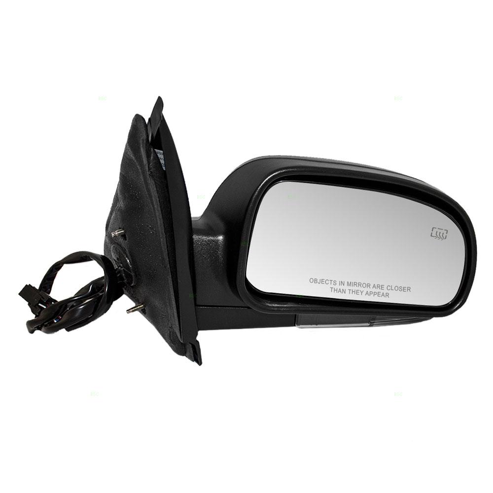 brock supply 04 07 bk rainier power mirror textured black w heat rh brocksupply com