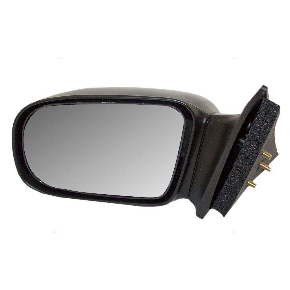 Picture of 92-98 PT GRAND AM MANUAL REMOTE MIRROR FLAT BLACK W/20