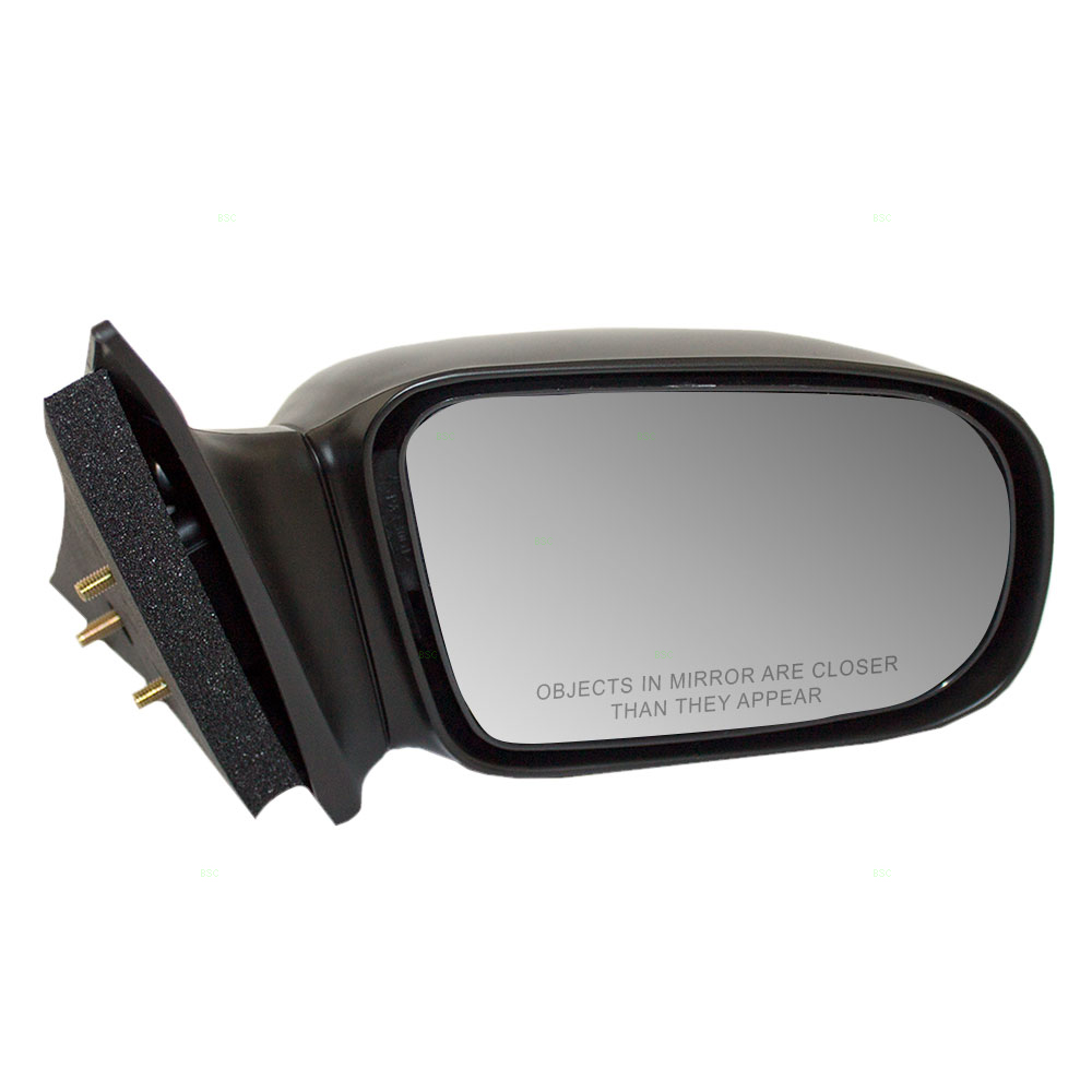 Picture of 92-98 PT GRAND AM MANUAL MIRROR FLAT BLACK RH 92-98