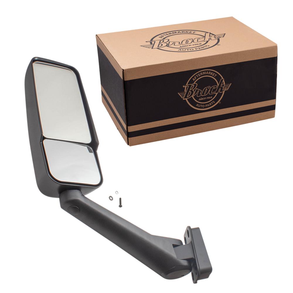 Manual Side View Mirror Drivers Assembly 03-09 GMC Topkick Chevrolet Kodiak  Truck 25886109 ...