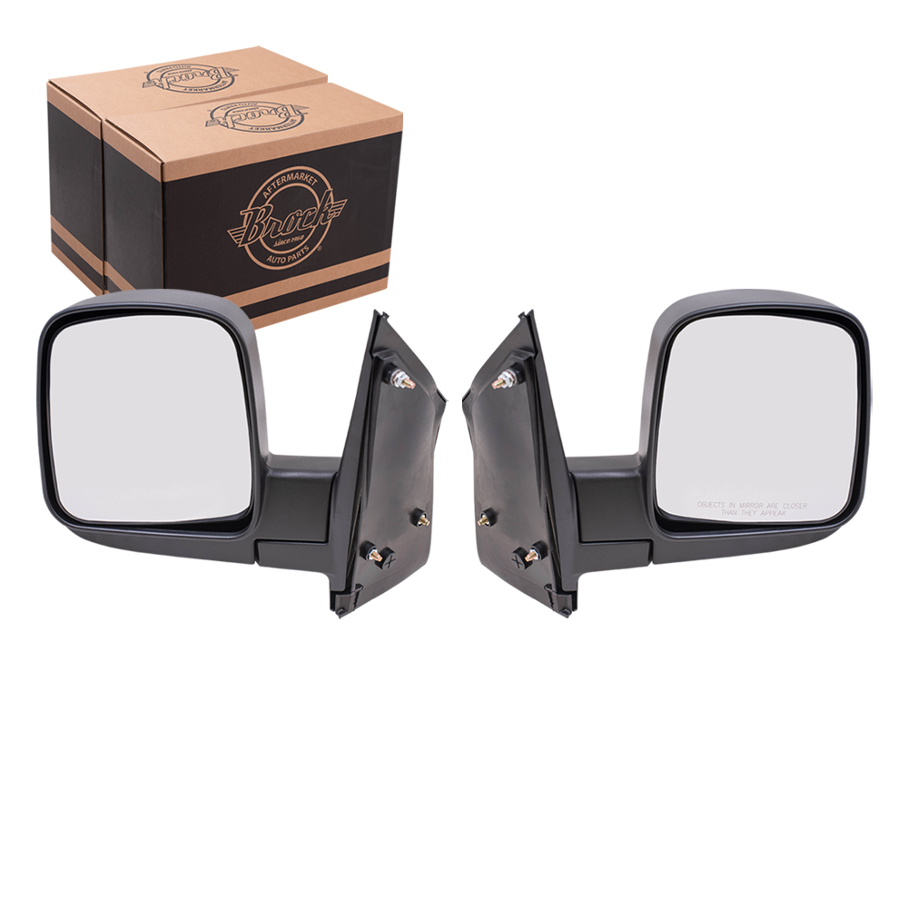 New Right Side Door Mirror For Chevrolet Express 2500 2003-2007 GM1321284