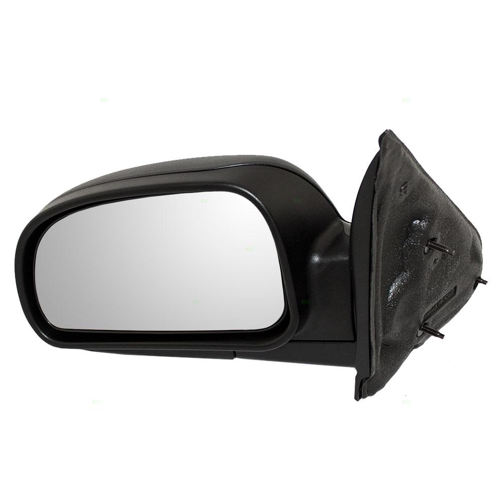 brock supply 02 09 cv trailblazer manual mirror textured black lh rh brocksupply com