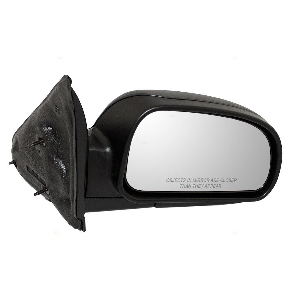 brock supply 02 09 cv trailblazer manual mirror textured black rh rh brocksupply com