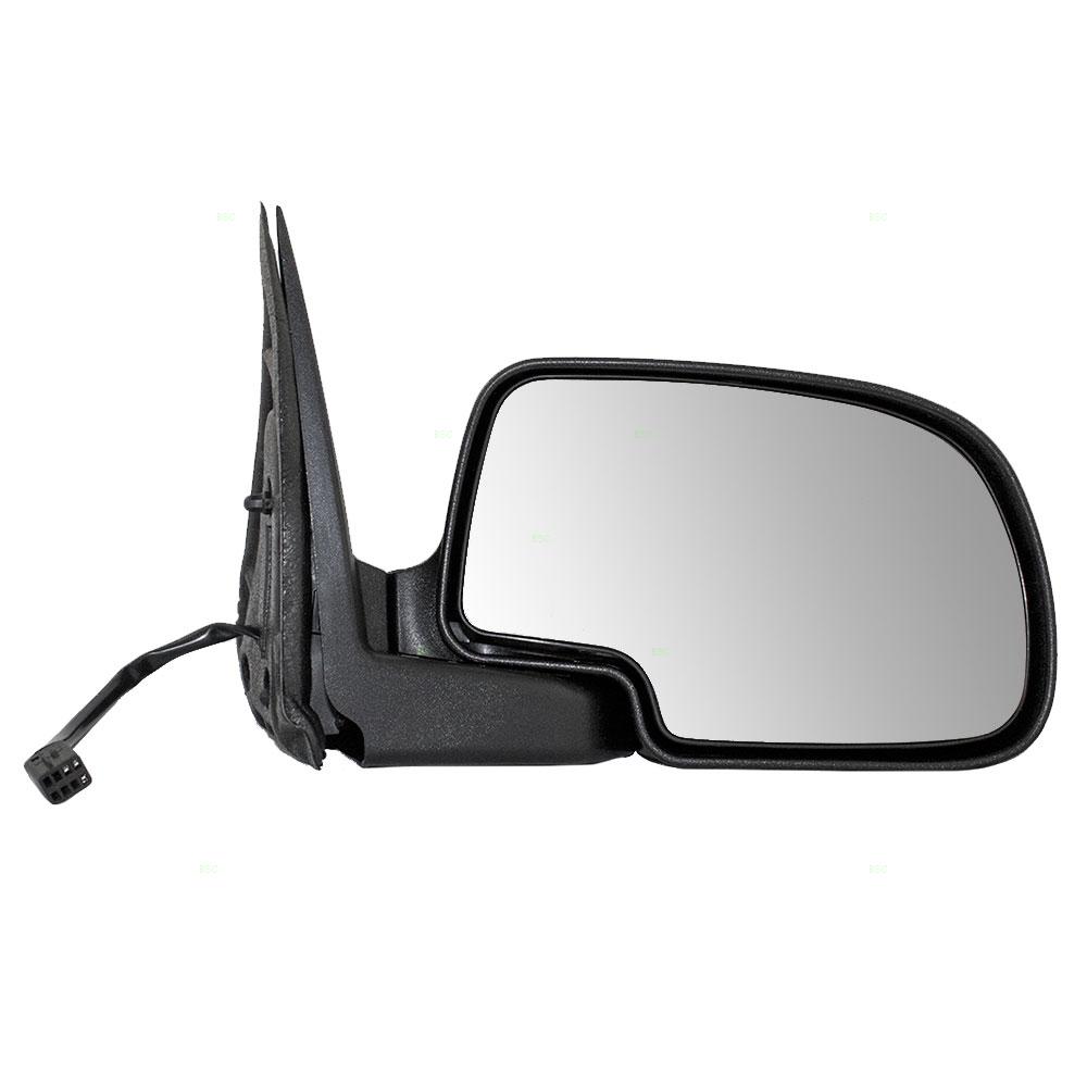 GM1321174 Mirror for 99-02 Chevrolet Silverado 1500 Passenger Side