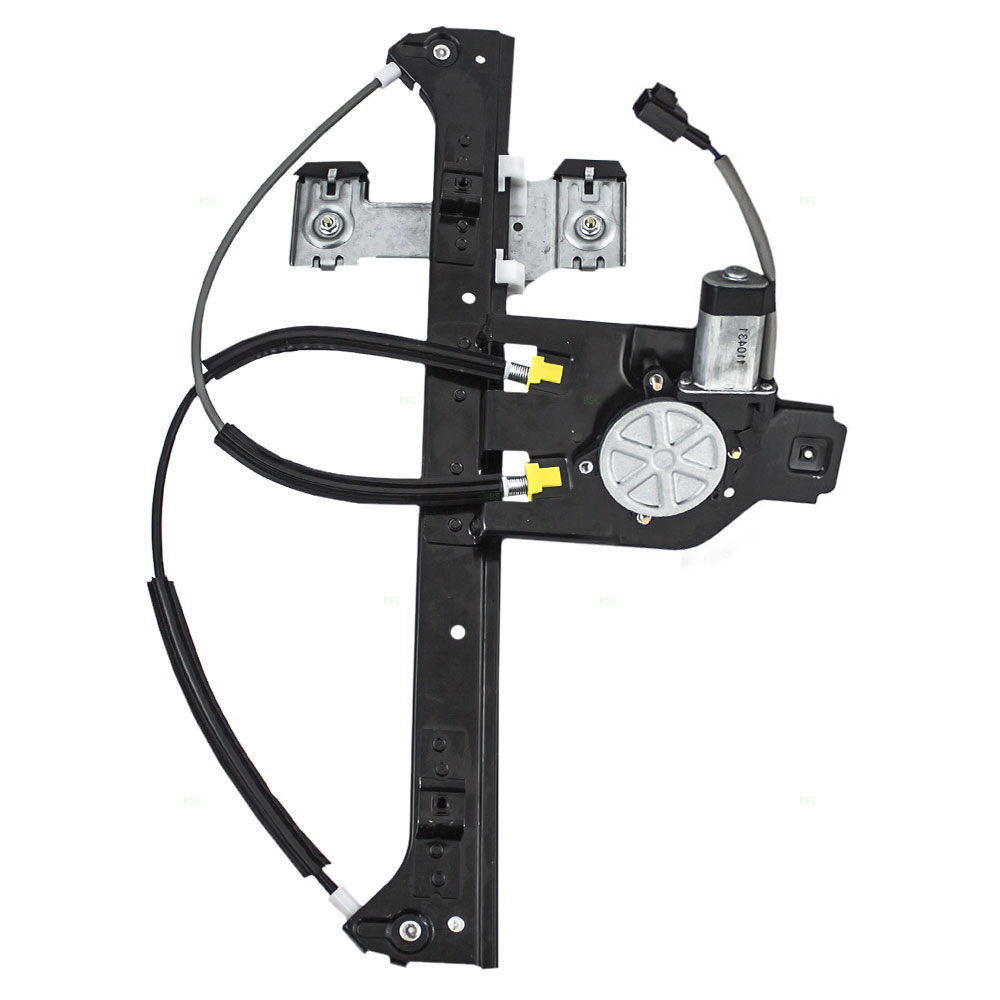 Brock Supply 02 06 Cv Trailblazer Ext Power Window Regulator W 2002 Fuel Filter Picture Of Motor Rear Lh