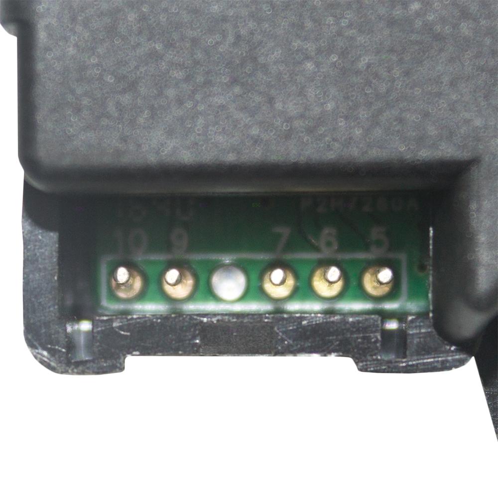 Brock Supply 96 02 Cd Eldorado Hvac Air Door Actuator Temperature Cadillac Wiring Harness Picture Of 99