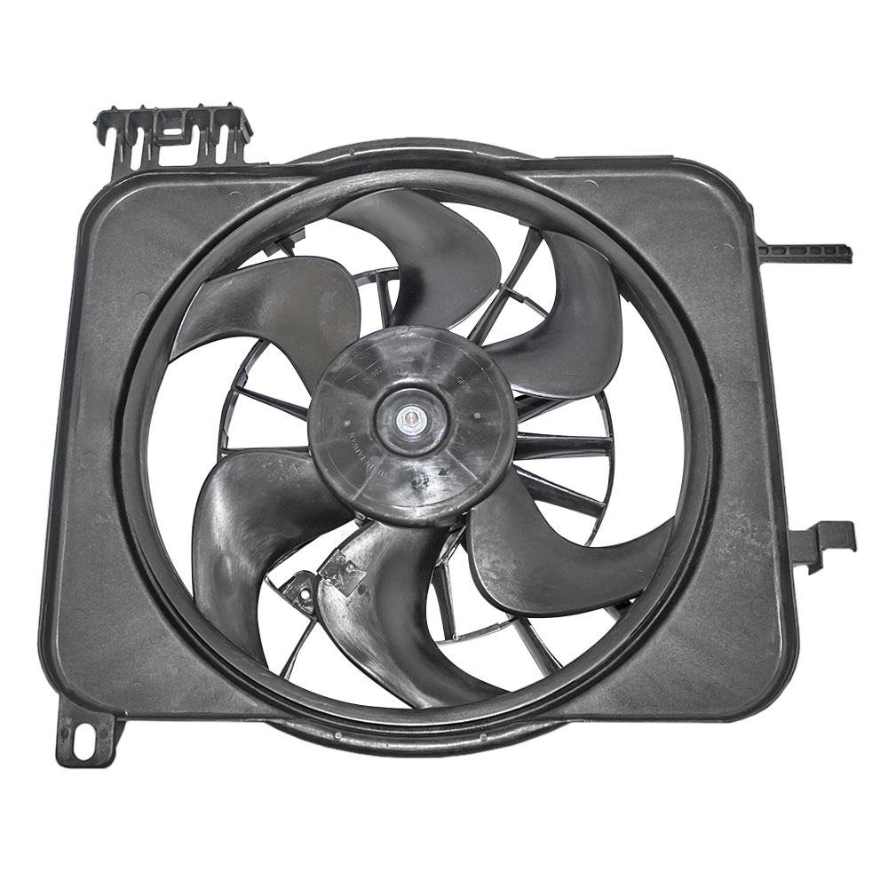 95 04 chevrolet cavalier pontiac sunfire radiator cooling fan motor Shelby Motors 95 04 chevrolet cavalier pontiac sunfire radiator cooling fan motor assembly