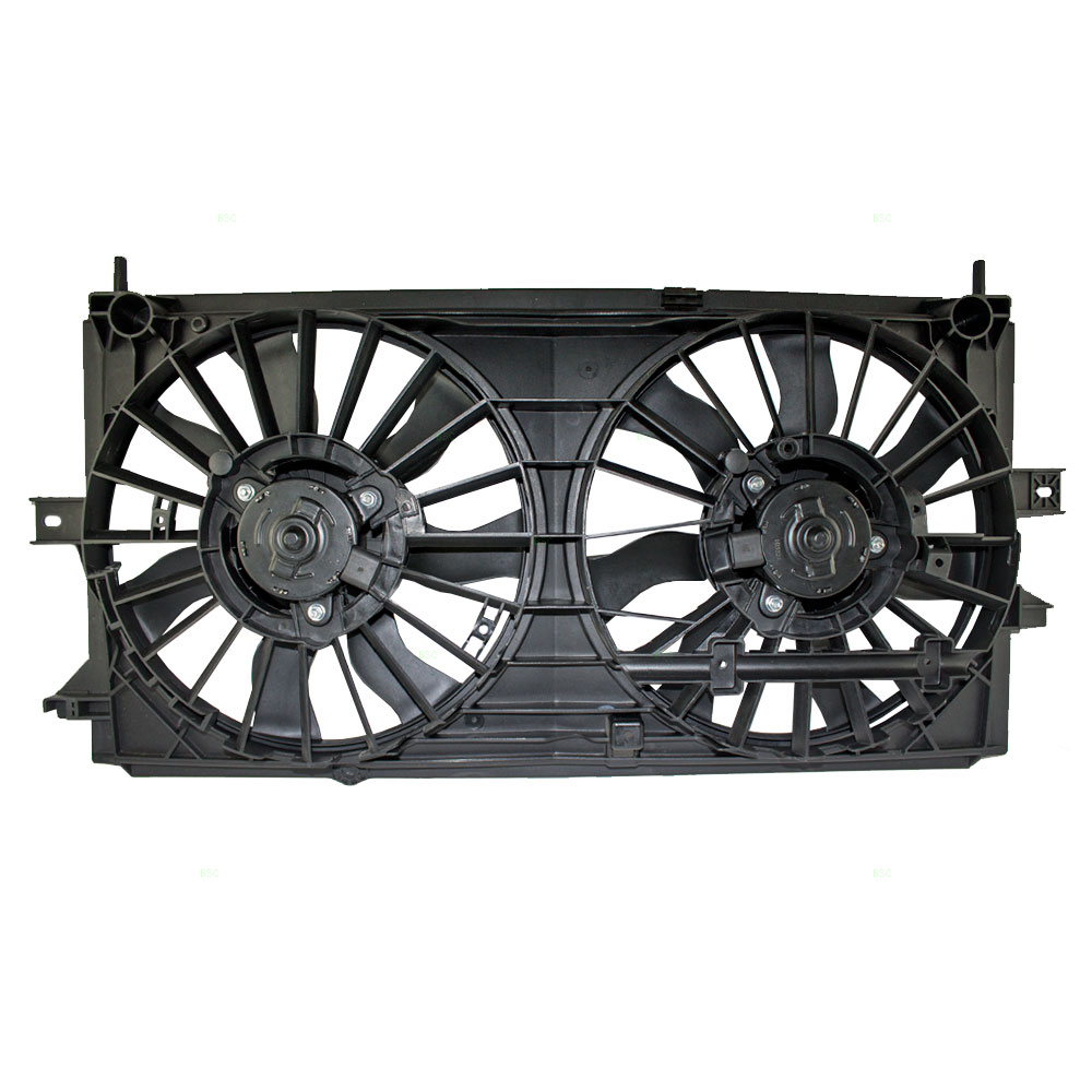 00 03 Chevrolet Impala Monte Carlo Radiator Cooling Fan