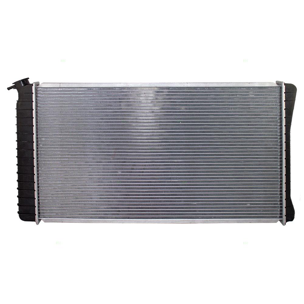 Brock Supply 95 99 Bk Lesabre Radiator Assy W O Engine Oil Cooler Oldsmobile Coolant Picture Of