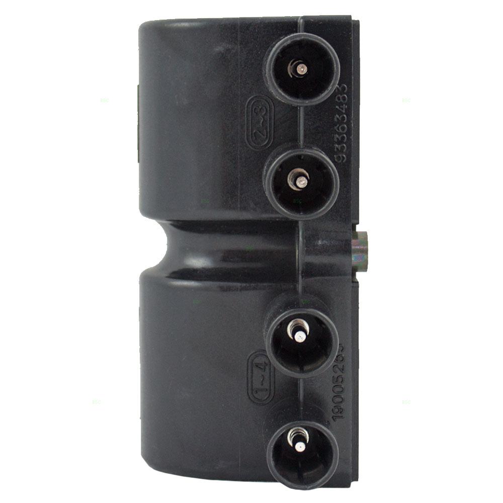 Chevrolet Aveo Aveo5 Suzuki Forenza Reno 4 Cylinder Ignition Spark 2007 Wiring Diagram Plug Coil Pack Module