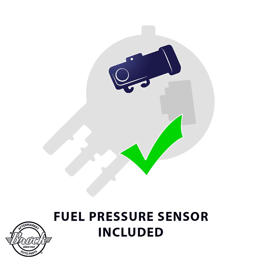 Brock Supply 00 05 Cv Impala Fuel Pump Assy 34l 38l W O 2001 Filter Picture Of