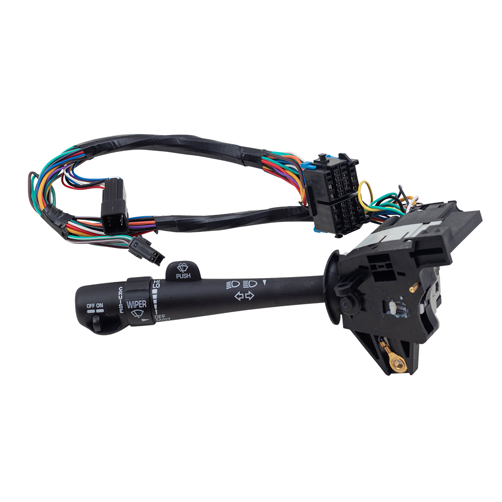 Does Cruisecontrol Wiper Control Switch : Autoandart chevrolet impala monte carlo turn