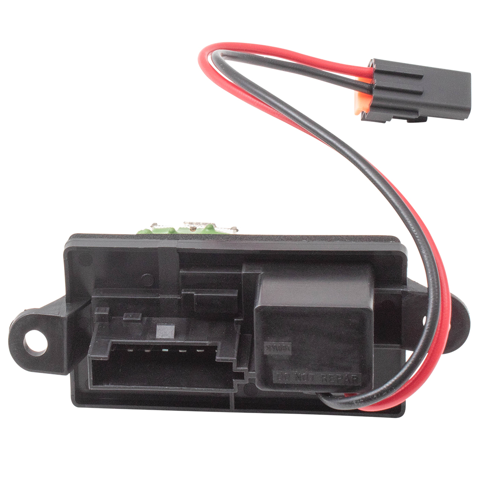 Picture of 99-07 GM TRUCK BLOWER MOTOR RESISTOR W/2 HOLE MOUNTING-