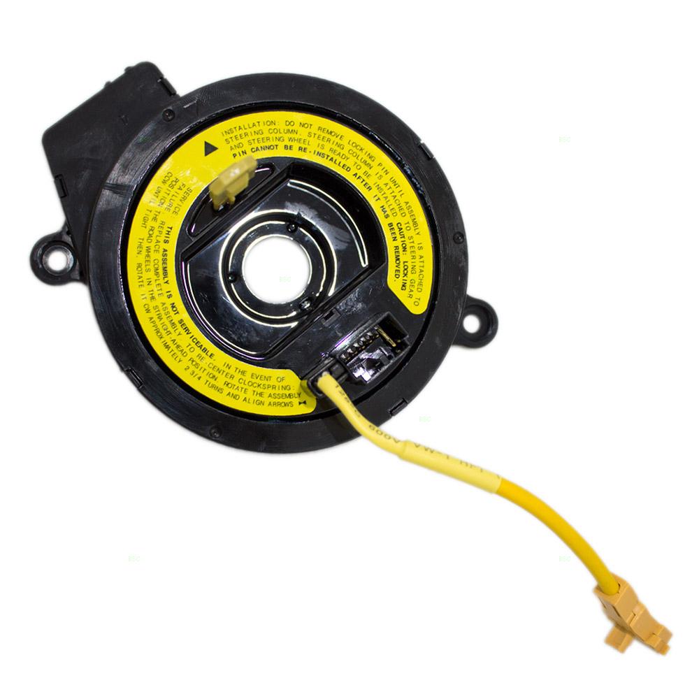 99 01 Jeep Grand Cherokee Steering Wheel Air Bag Airbag Clock Spring 2000 Colum Wiring Diagram Clockspring