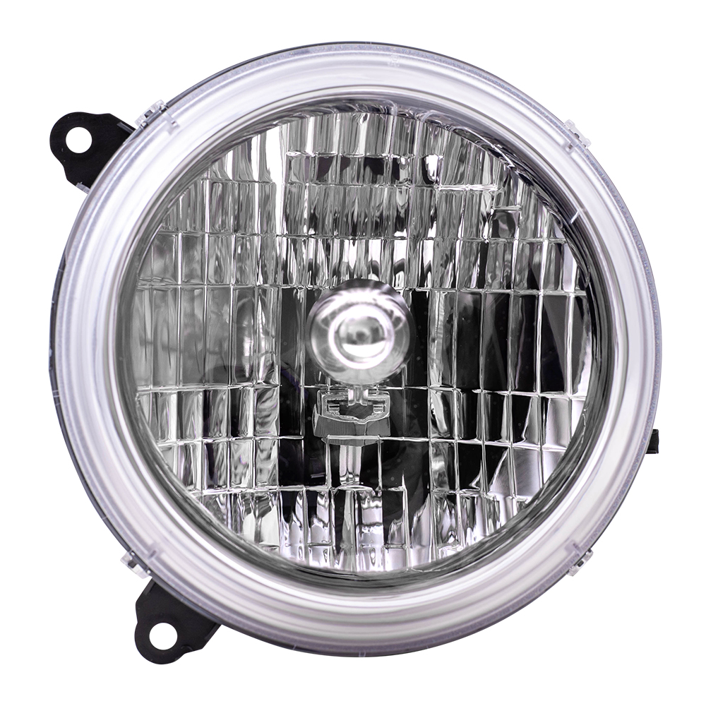 Autoandart Com 02 03 Jeep Liberty New Drivers Headlight
